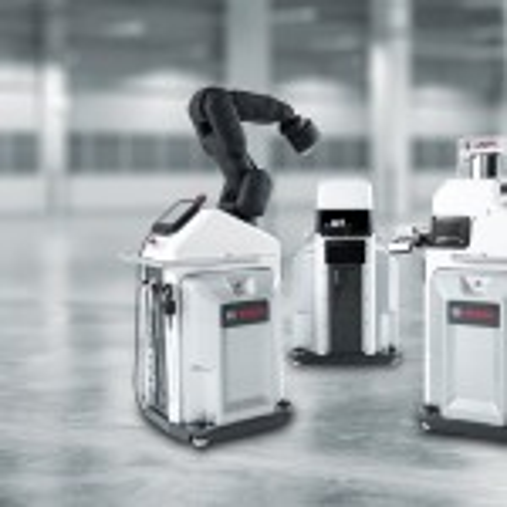 Bosch Australia launches 'APAS assistant': a flexible, mobile automation solution for connected production