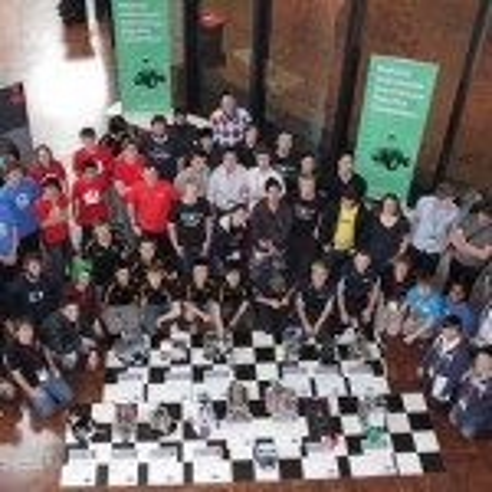 27 teams prepare for battle at NI robotics competition grand final