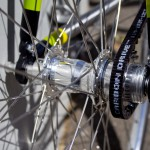 Custom bike gets 3D printed titanium lugs