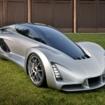 "San Francisco start-up unveils ""3D printed"" supercar"