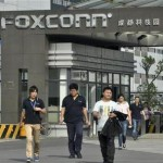 Foxconn workers strike in China