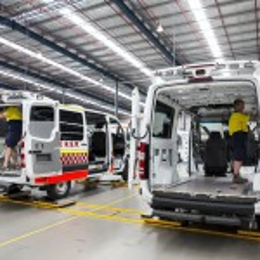 "Byron Group announces new ""smart ambulance"""