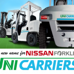 UniCarriers set to continue Nissan Forklift's legacy