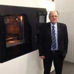 Keech aims for 3D printing 'global relevance' with new business launch