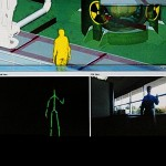 Kinect can make dangerous work processes safer