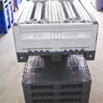 Better protection in Nayla non-wooden pallets