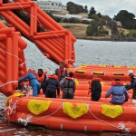 Liferaft maker blows away the competition