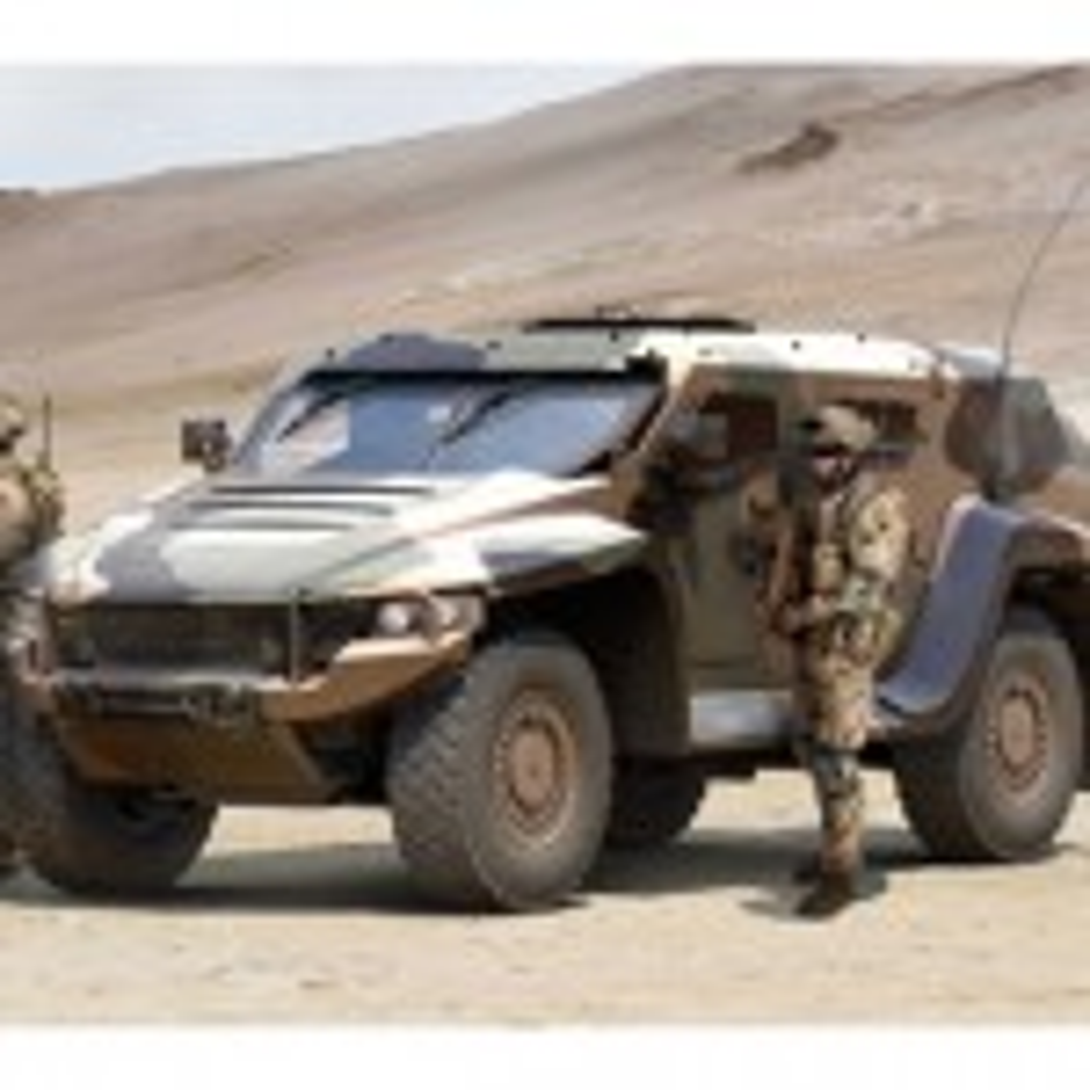 Local member seeks more army vehicle work for Thales in Bendigo