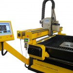 ART's automated plasma arc metal cutting