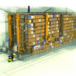 Warehousing rack inspection service