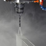 Deep-hole drill launched by Dormer