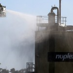 Fire at Canning Vale Nuplex Composites factory