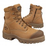 Non-metallic range of safety footwear