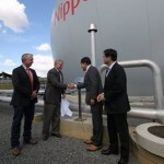 Oakey Beef Exports opens green energy plant