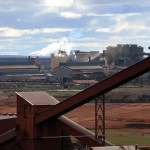OneSteel announces $75m loss, pins hopes to mining