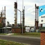 Ammonia leak at Orica Kooragang Island factory
