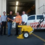Safety sees first deliveries to Coates Hire of Enerpac Pow'R-LOCK Auto-Locking Lifting System
