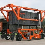 Combilift Straddle Carrier