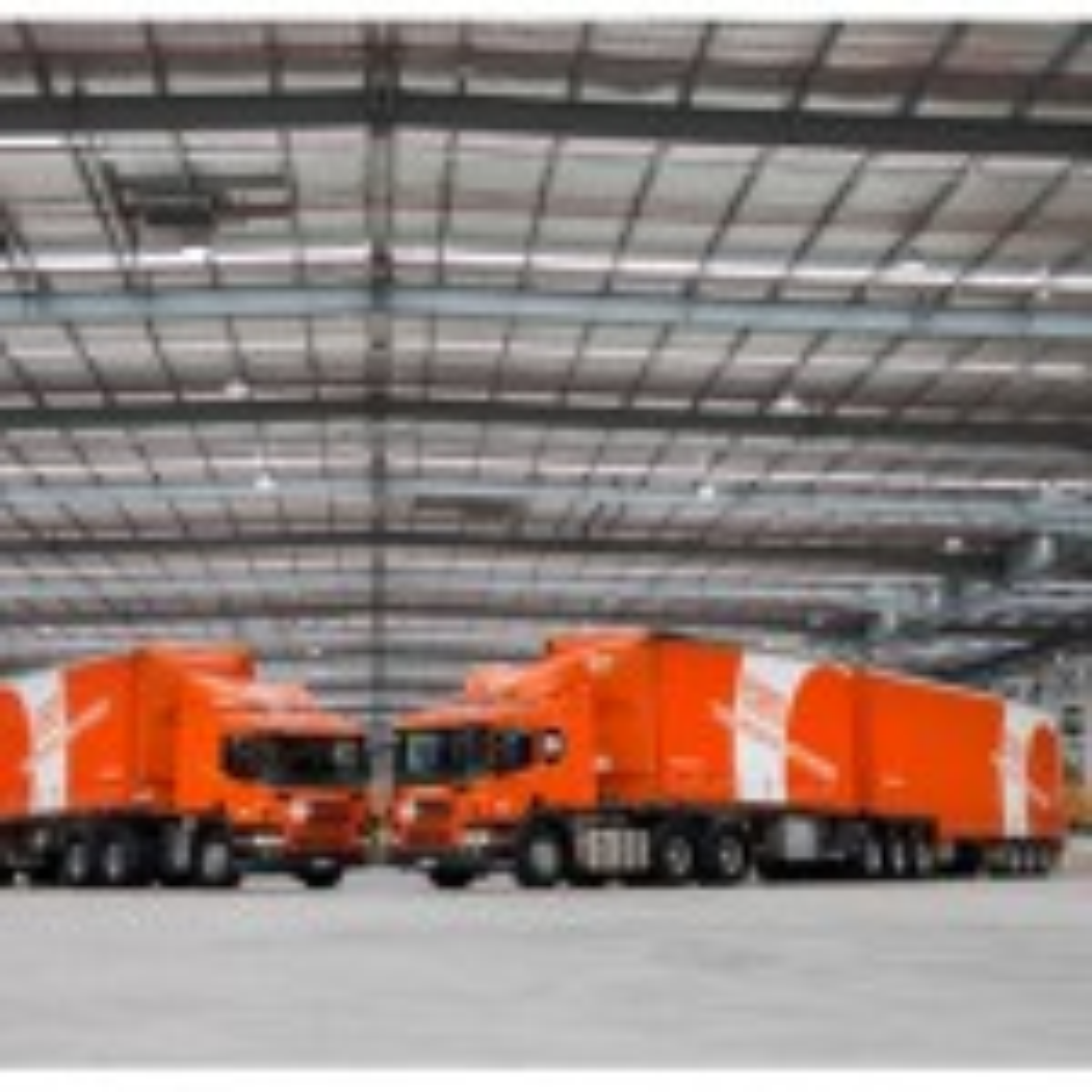 "TNT opens 78,000 square metre ""super hub"" at Erskine Park, Sydney"