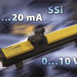 High speed linear position sensor