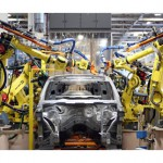 US manufacturing up in May