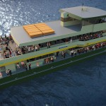 Incat Tasmania to build six Sydney ferries