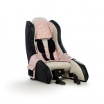 Volvo develops inflatable child safety seat for cars