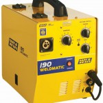 WIA 190 Weldmatic under safety recall due to electrical fault