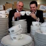 Senators splash out on crockery, make point on buying Australian made