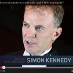 How important is it for manufacturers to continually upskill their employees? [VIDEO}