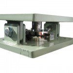 Compression loadcells for silo and tank weighing