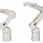 High speed and long reach 6-Axis robots