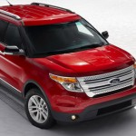 [VIDEO] How to make a life-size 2012 Ford Explorer out of LEGO… in 90 seconds flat!