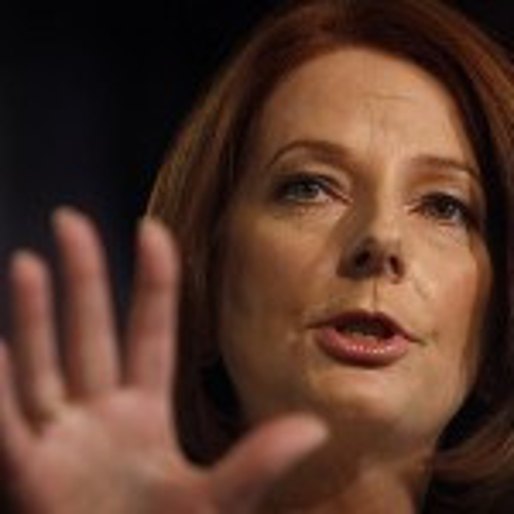 Carbon tax back on the agenda: Gillard