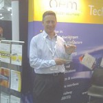 OEM Technology Solutions wins NSW Technology export award