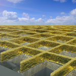 3D printed gold nanowalls could revolutionise smartphone manufacture