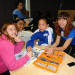 Robogals inspire a new generation of engineers