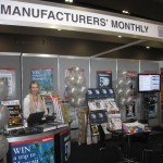Visit Manufacturers' Monthly at NMW stand 2601