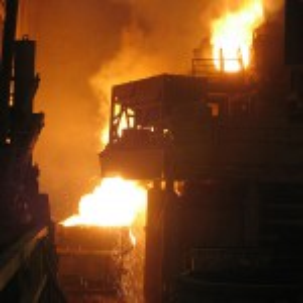Arium may cut back steel division