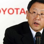 Toyota president says profit loss is not a top priority after Japan earthquake