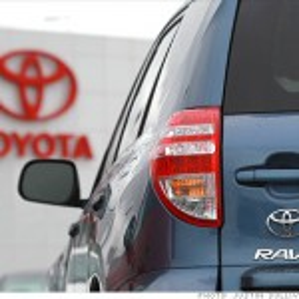 Toyota recall affects nearly 100,000 Australian RAV4s