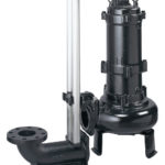 High head cutter pump