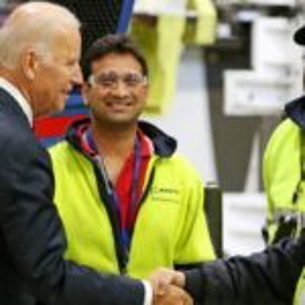 US vice president praises Melbourne Boeing workforce