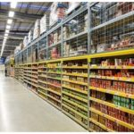 Earthquake proof racking for NZ store