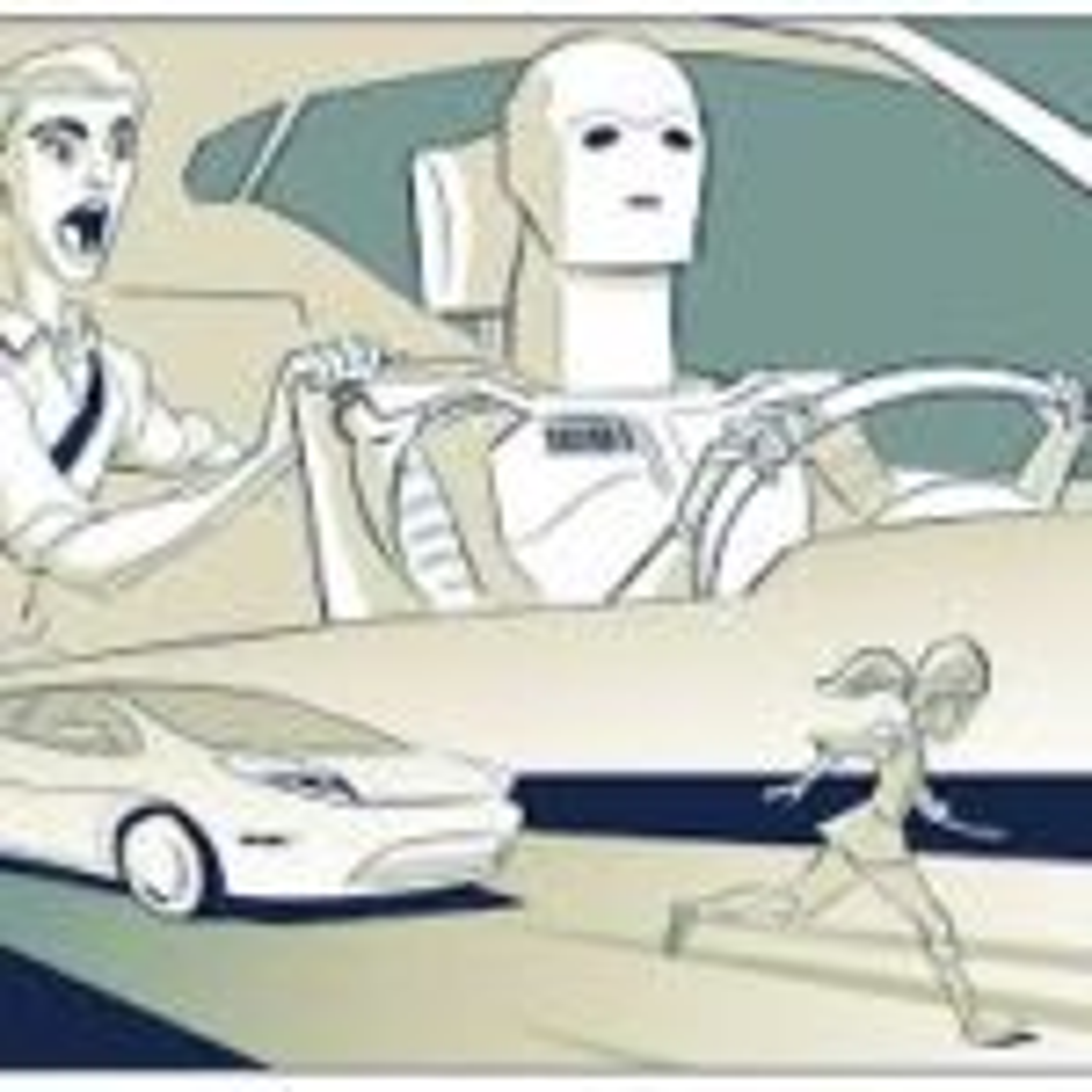 Mercedes-Benz comments on self-driving car crash dilemma