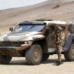 The new Hawkei leads the way in design and capability