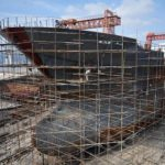 AISC welcomes federal funds for shipbuilding