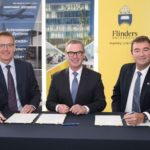 Northrop Grumman and Flinders University sign research MoU