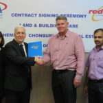 Redflow starts installing battery line in Thai factory