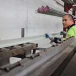 The metal manufacturer giving  back to its workforce